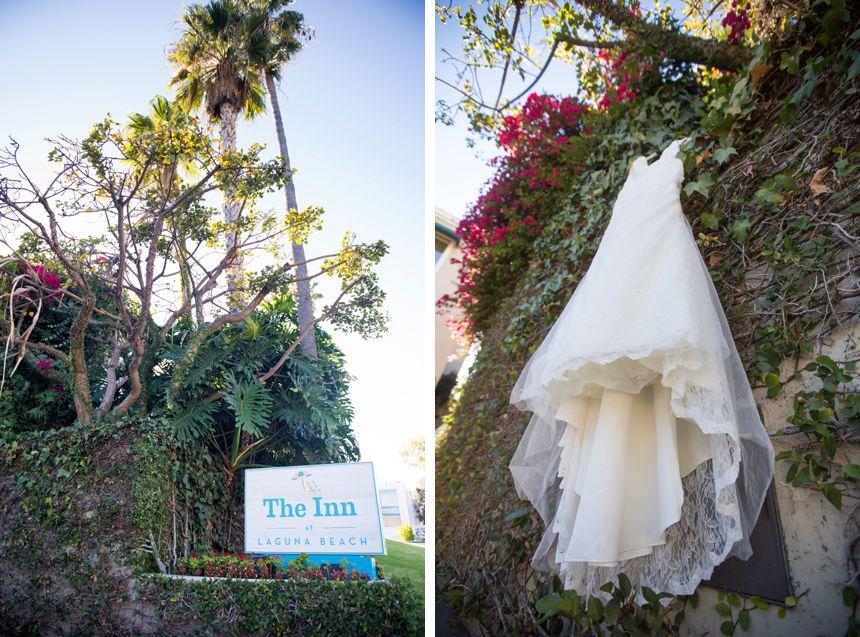 Peacock theme Tivoli Too Laguna Beach Wedding