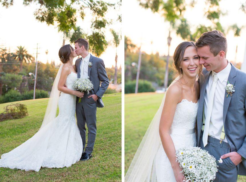 Muckenthaler Mansion Fullerton Wedding