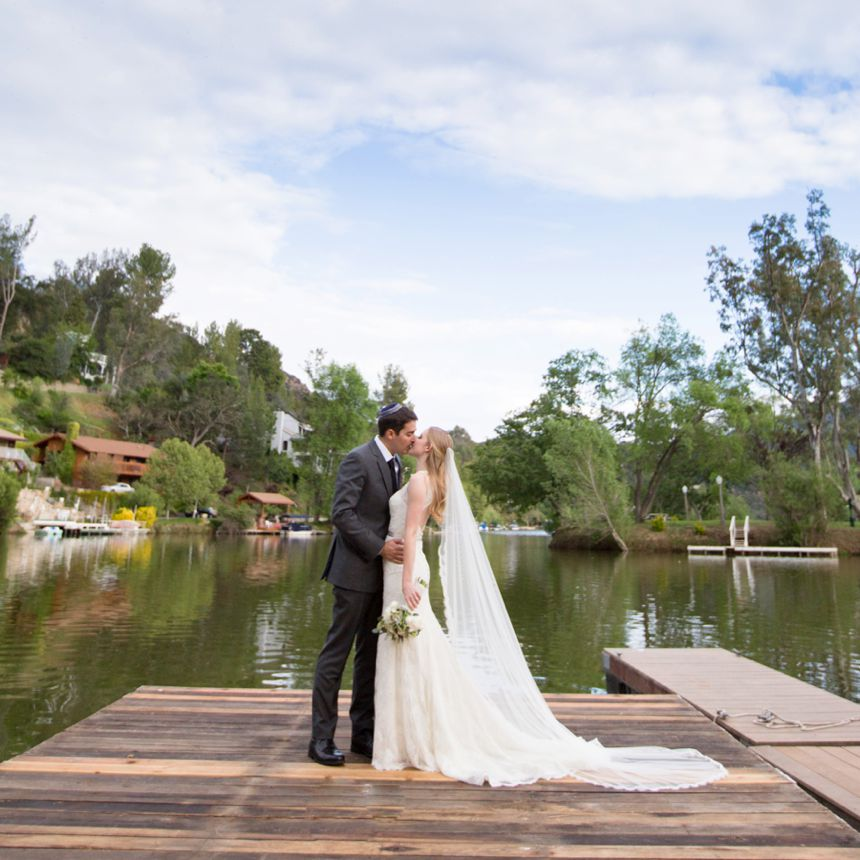 Malibou Lake Mountain Club Wedding Agora Hills
