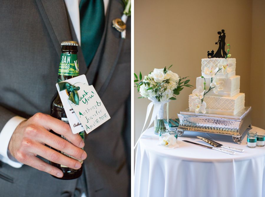 Wedding Thank You Brew
