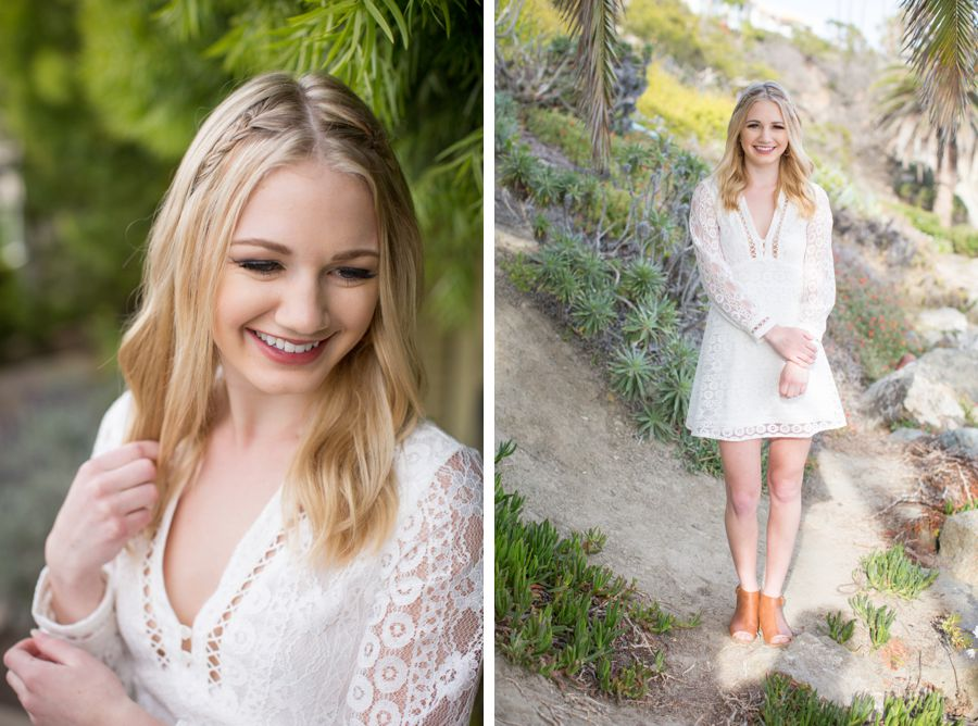 Laguna Beach High School Senior