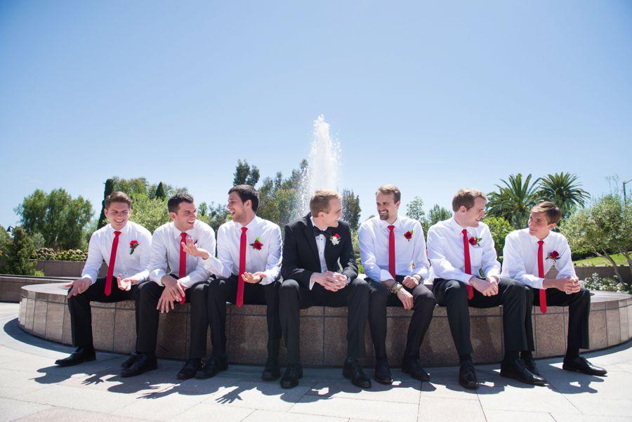 Newport Beach LDS Wedding