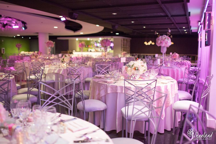 Crystal Cathedral + Turnip Rose Wedding