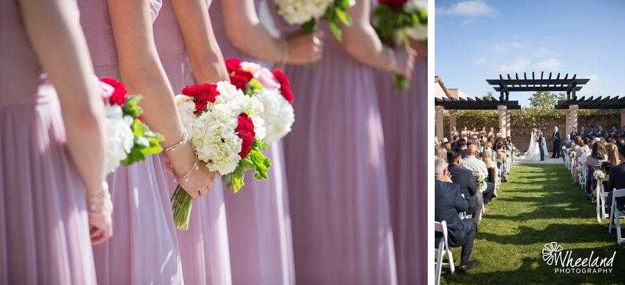 Orange County Wedding Aliso Viejo Country Club