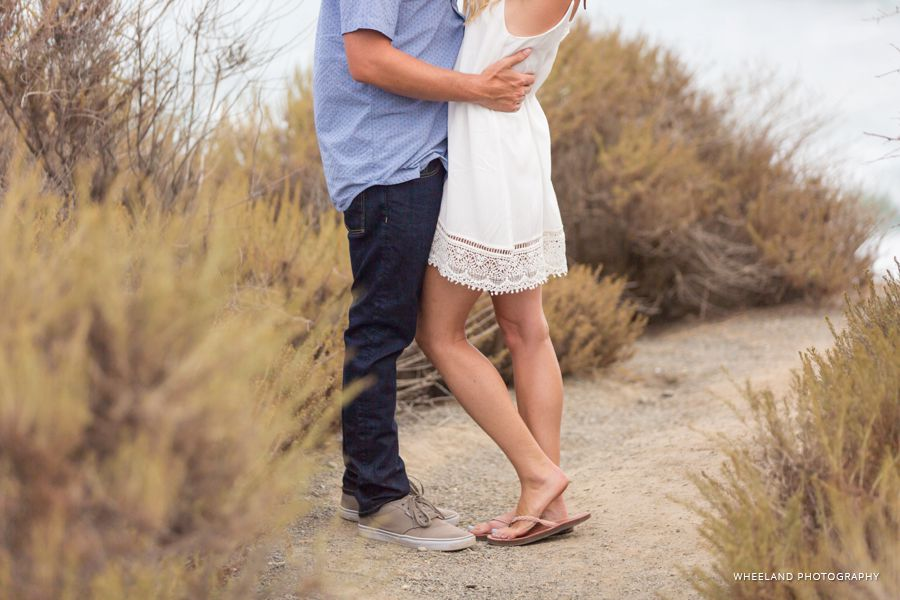 San Clemente Beach Engagement San Onofre