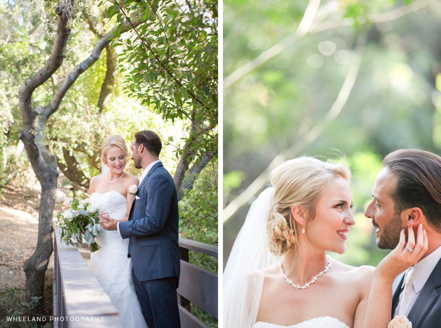 Oak Canyon Nature Center SoCal Wedding
