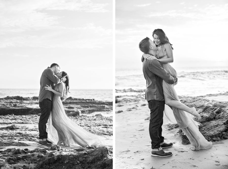 Wheeland Photography Bryan Bella Laguna Beach Engagement