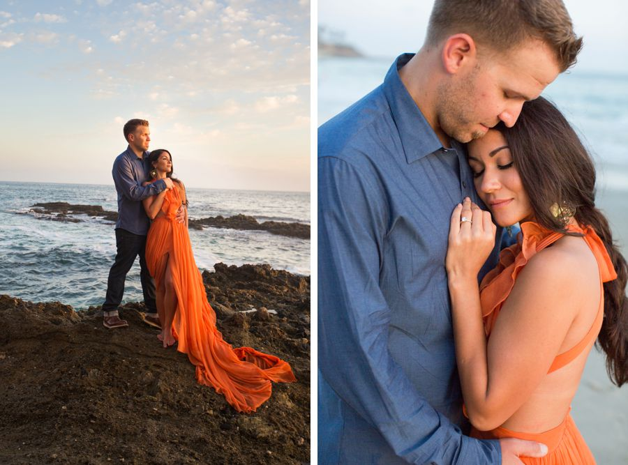 Laguna Beach Engagement