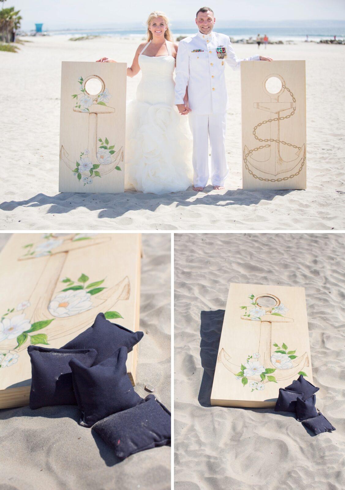 Hotel Del Coronado San Diego Wedding