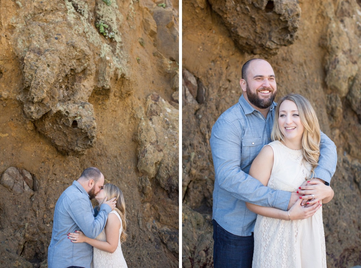 Engagement Photos and Wedding Big Sur