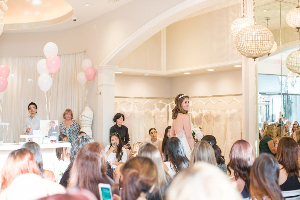 Casablanca Bridal Flagship Fashion Show