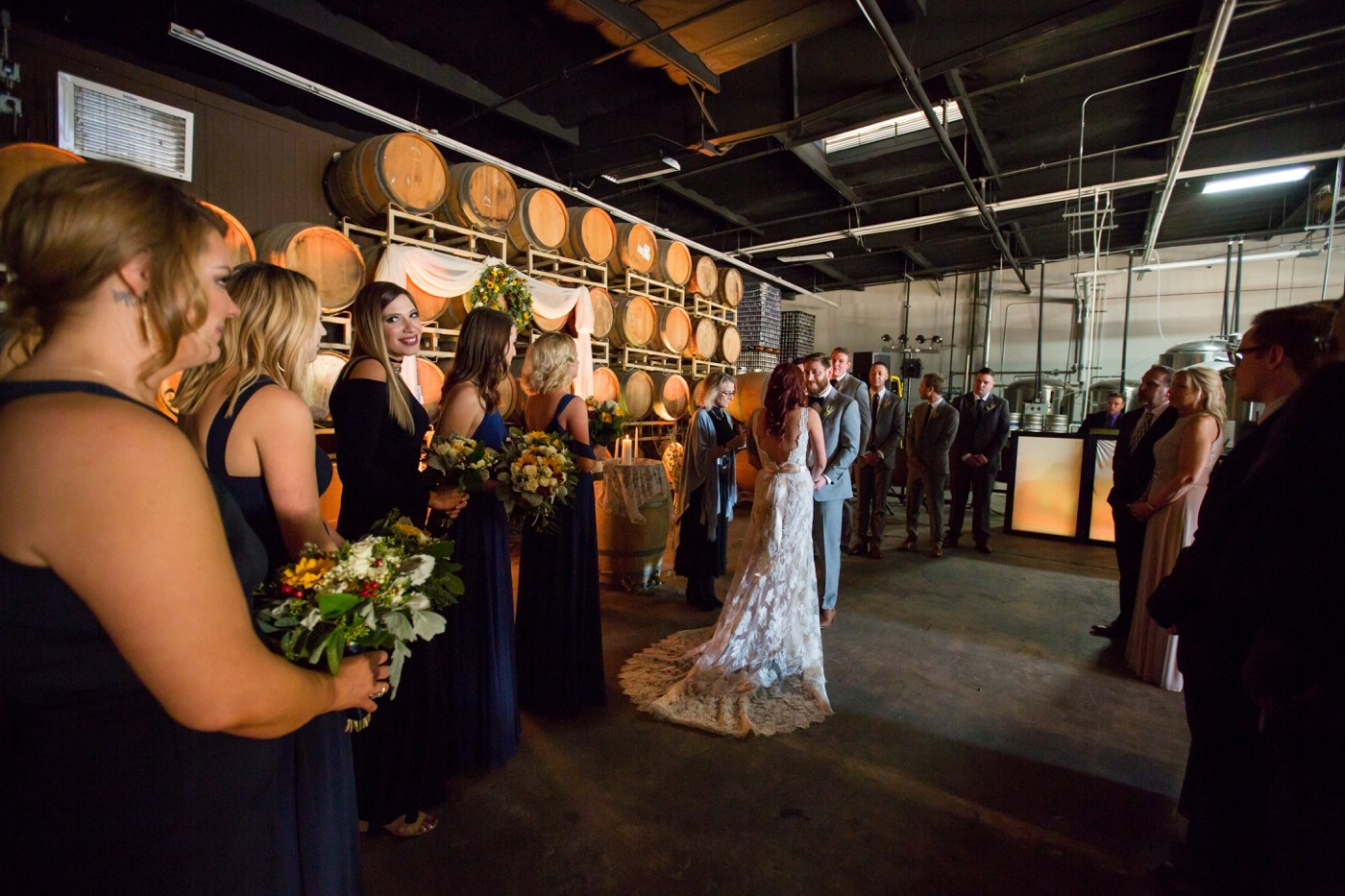 32 North Brewery Wedding