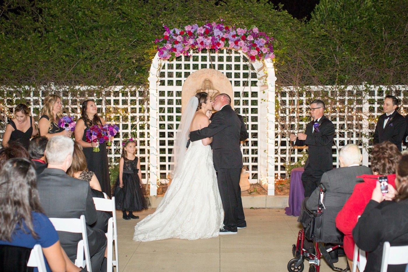 The Clubhouse at Anaheim Hills Wedding