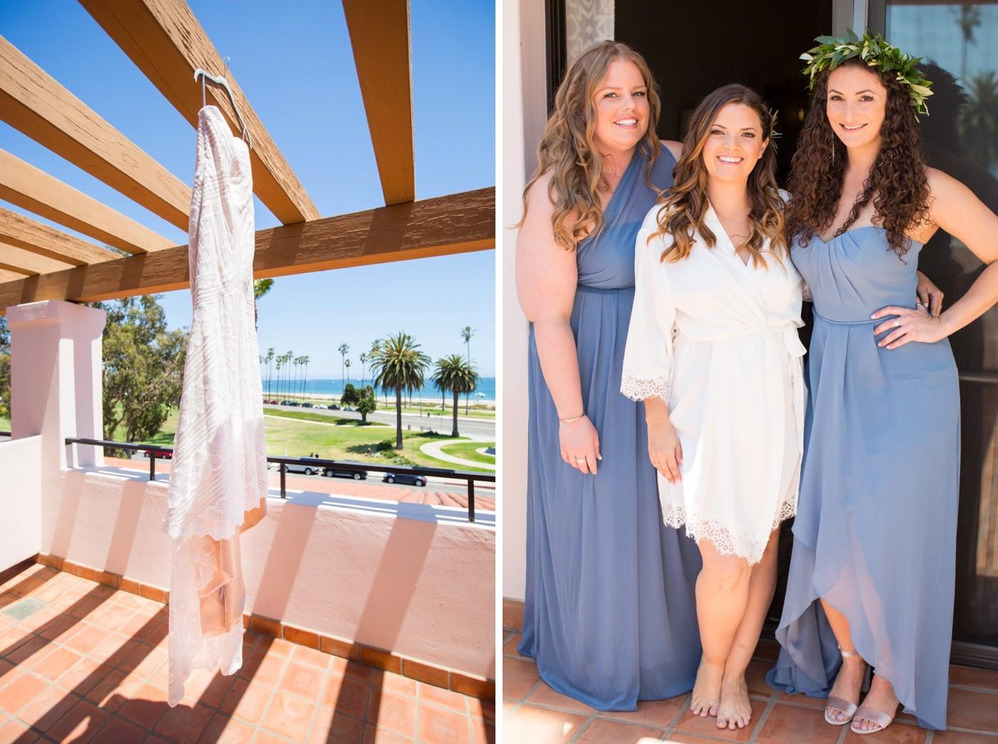 Fess Parker Hotel Santa Barbara Wedding