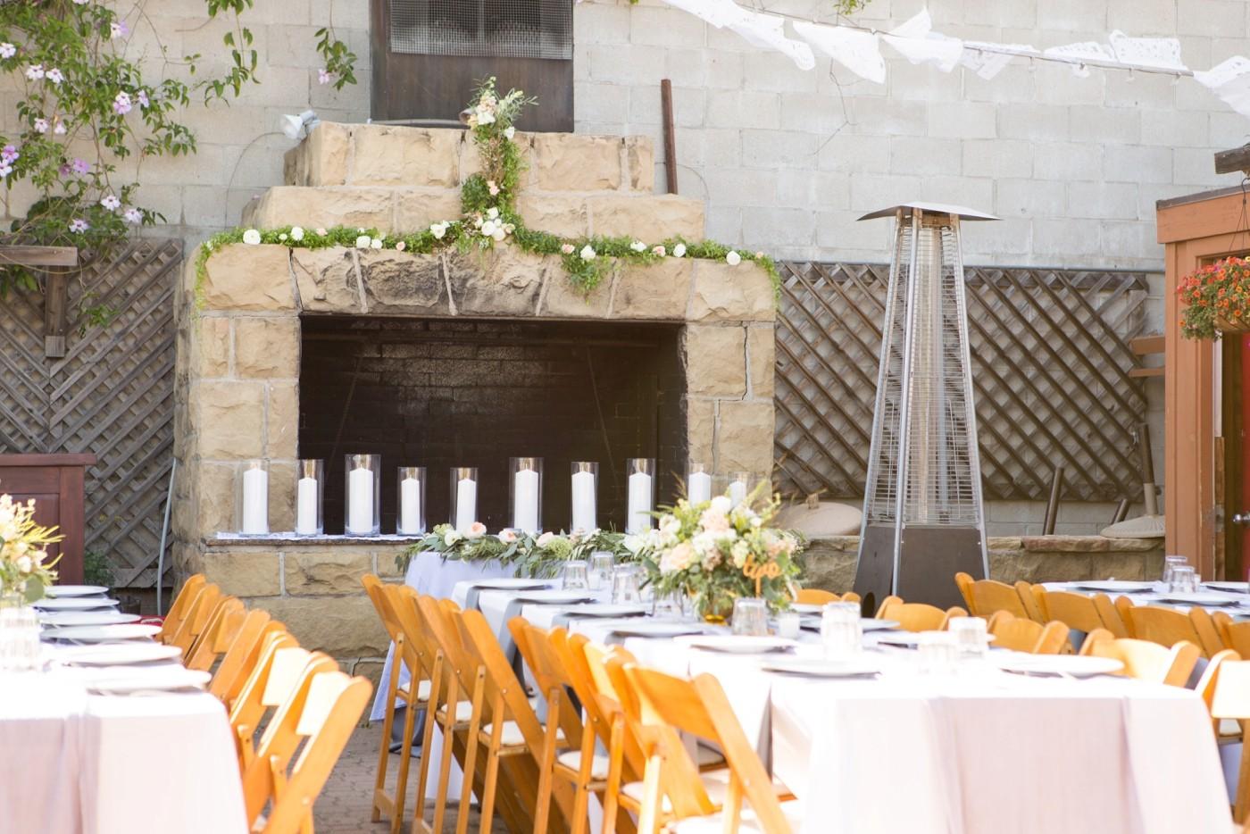 Arnoldi's Santa Barbara Historical Museum Wedding