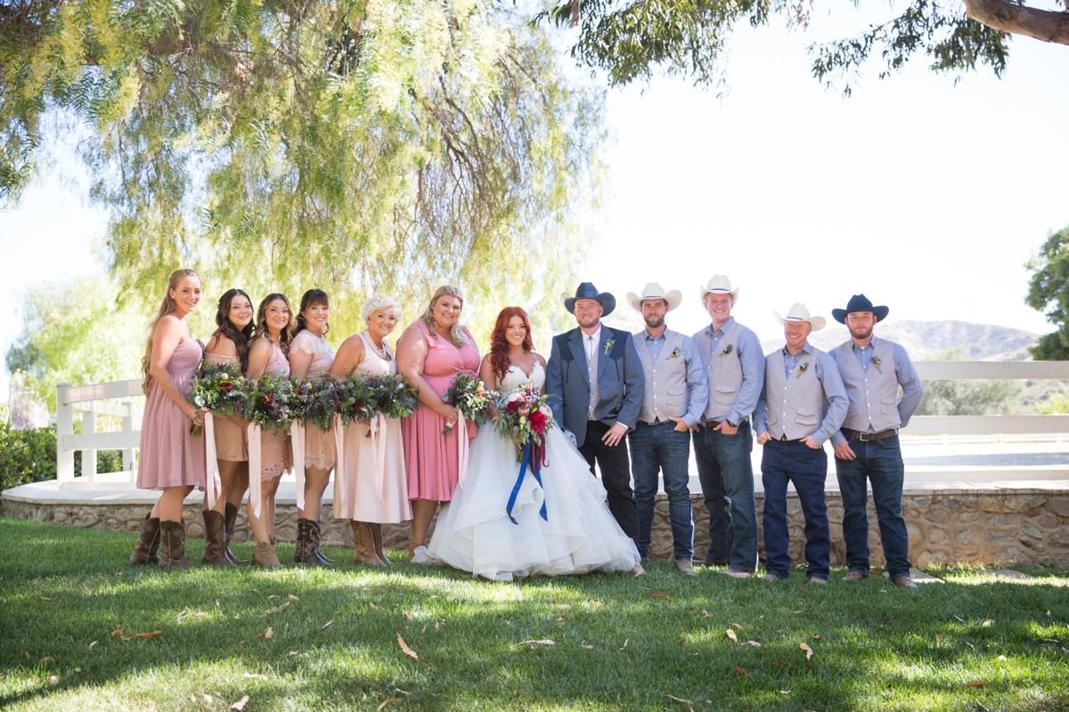 Giracci Vineyards and Farms Wedding Santiago Canyon