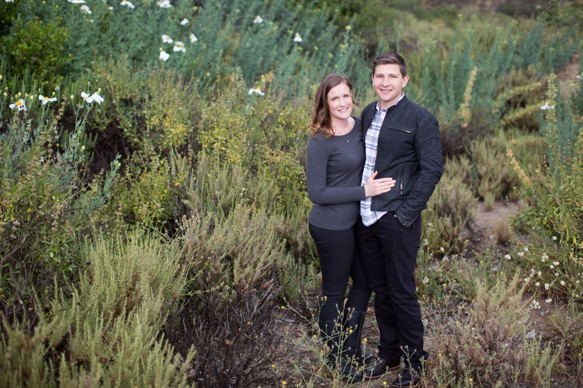 Holy Jim Canyon Engagement Photos
