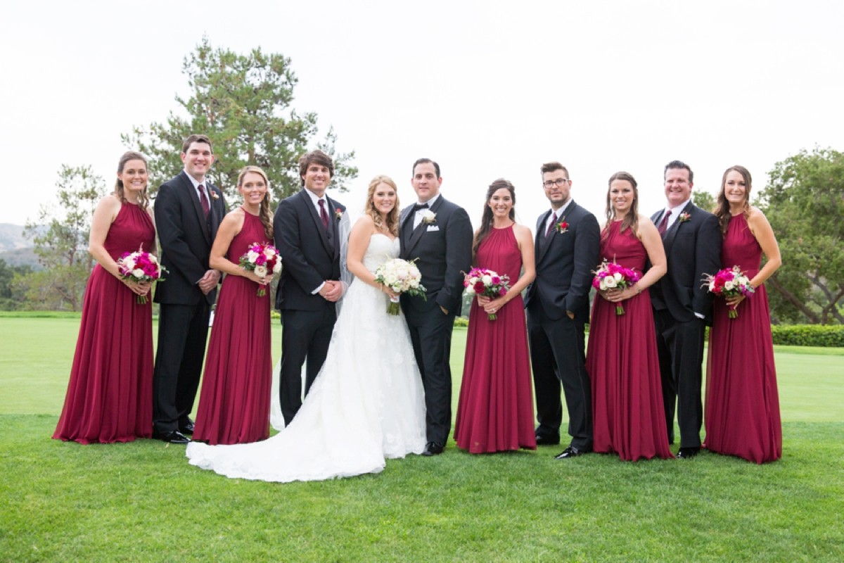 Dove Canyon Country Club Wedding