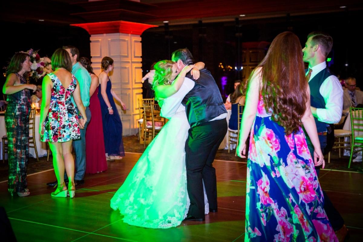 Dove Canyon Country Club Wedding