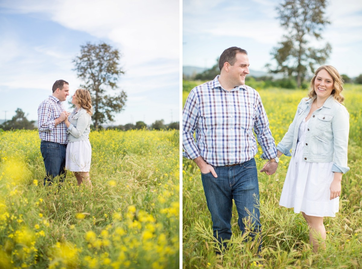 Orange County Engagement Photos