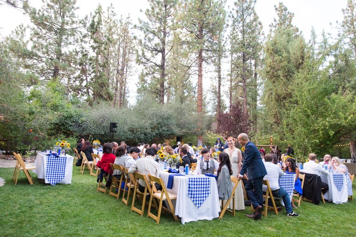 Big Bear Wedding