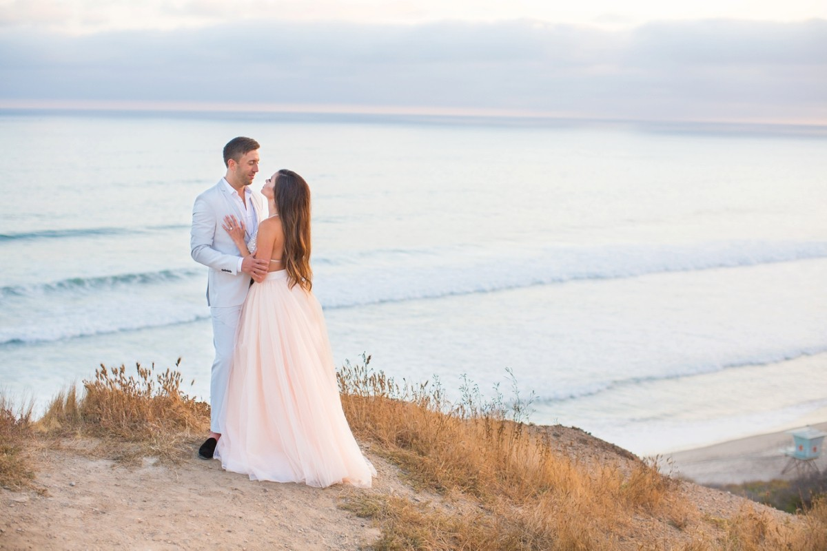 Laguna Beach and San Clemente Engagement Photoshoot