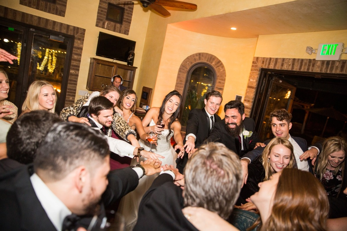 Vitagliano Vineyards and Winery Temecula Wedding