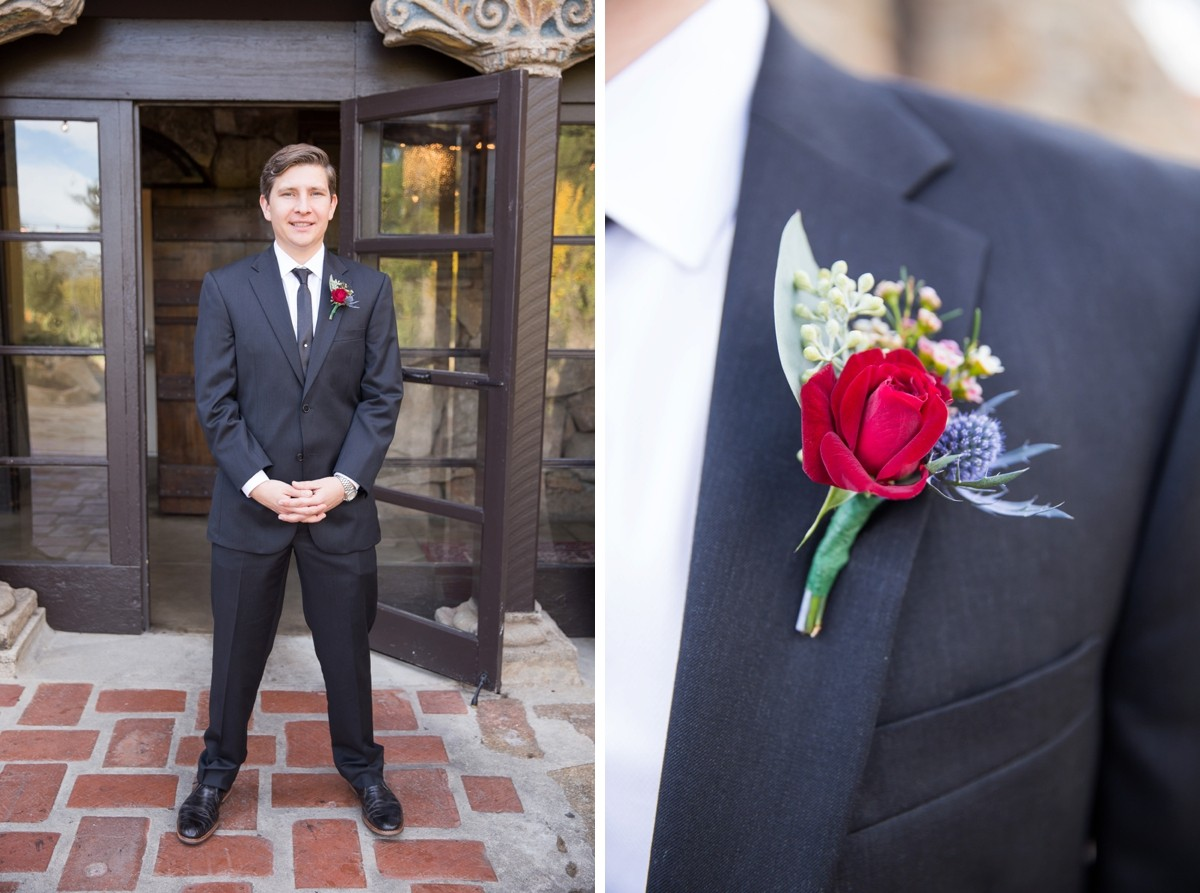 Mt Woodson Castle San Diego Wedding