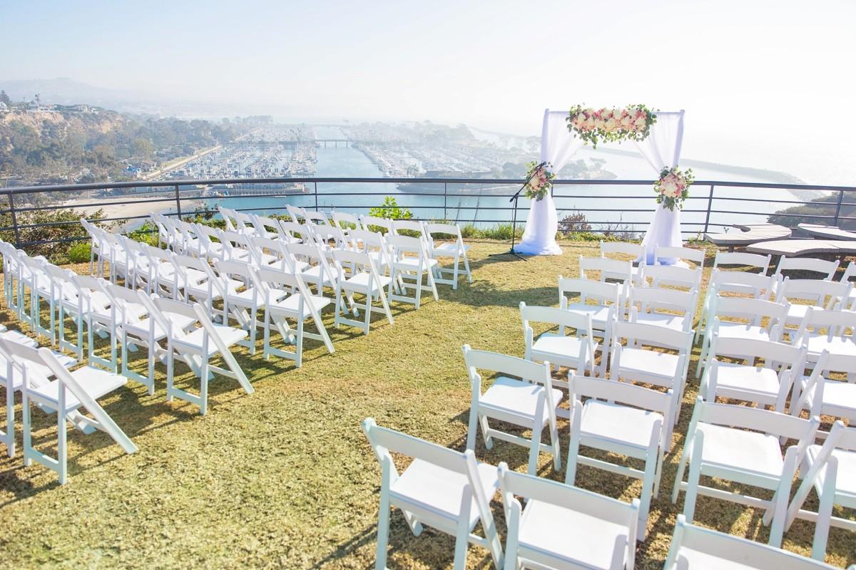 Chart House Dana Point Wedding