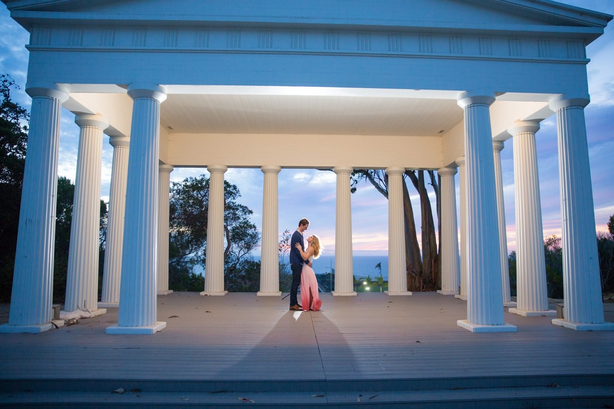 Point Loma Nazarene University San Diego Engagement