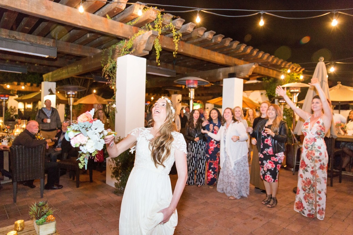 Doheney Dana Point Wedding Rancho Capistrano Winery