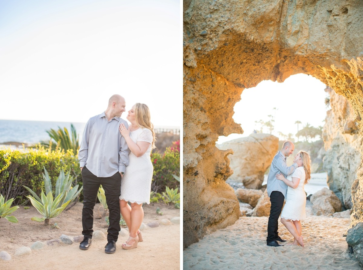 Mike Kelly Laguna Beach Engagement