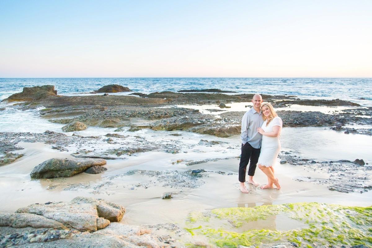 Mike Kelly Laguna Beach Engagement