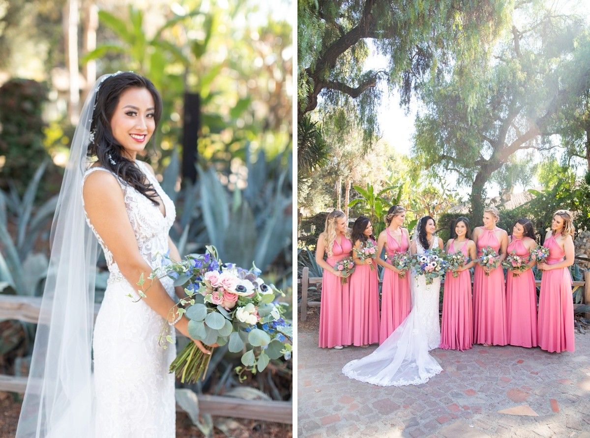 El Adobe San Juan Capistrano Wedding