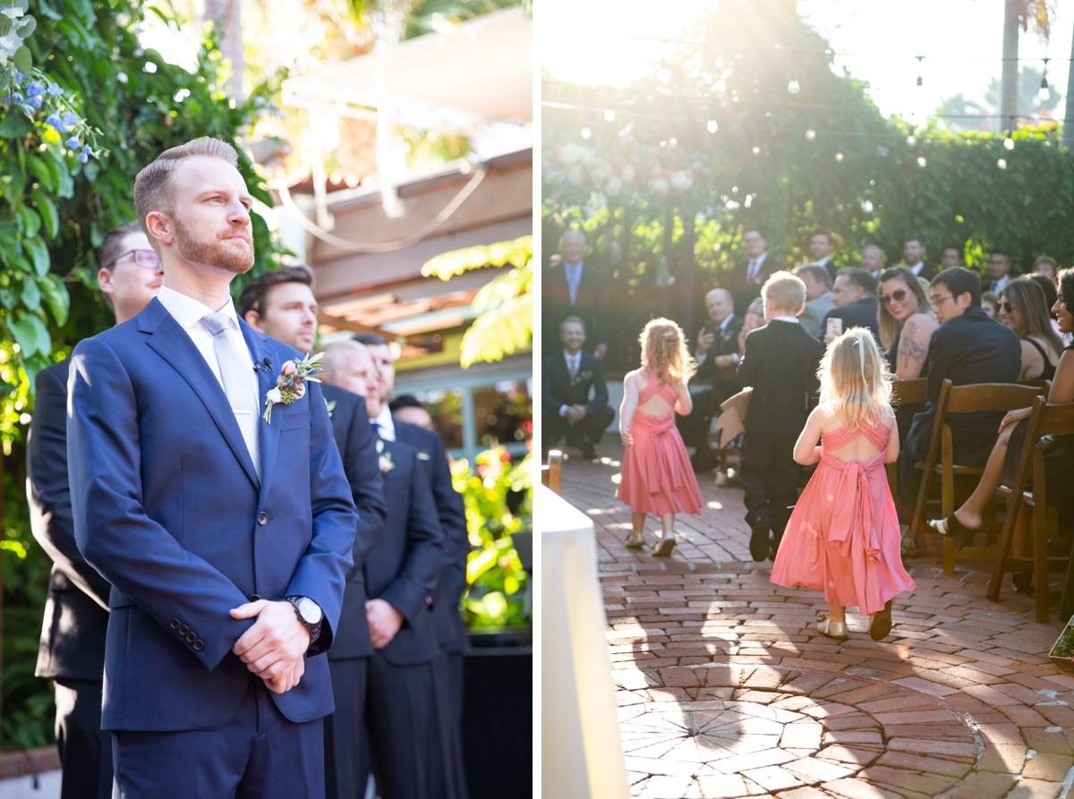 El Adobe San Juan Capistrano Wedding