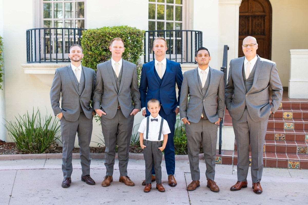 Muckenthaler Mansion Fullerton Wedding