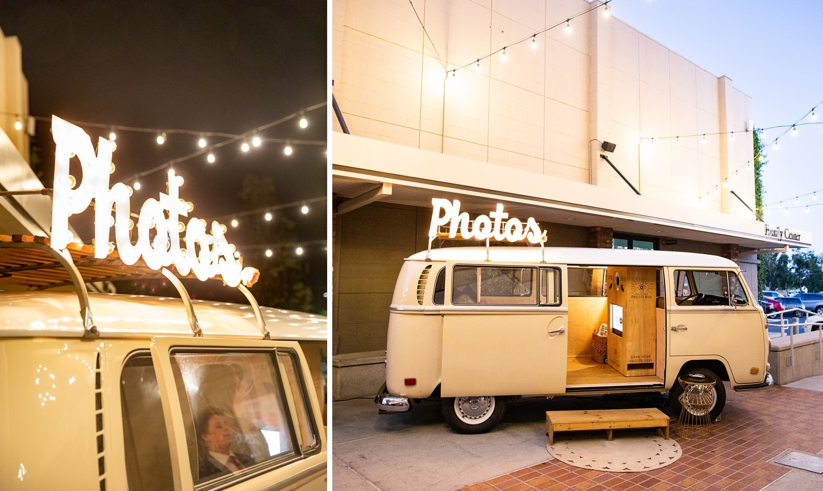 VW Bus Photobooth