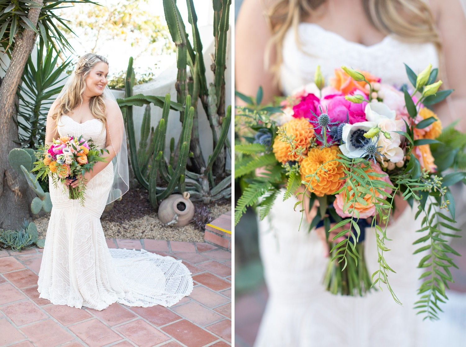 Casa Romantica San Clemente Wedding