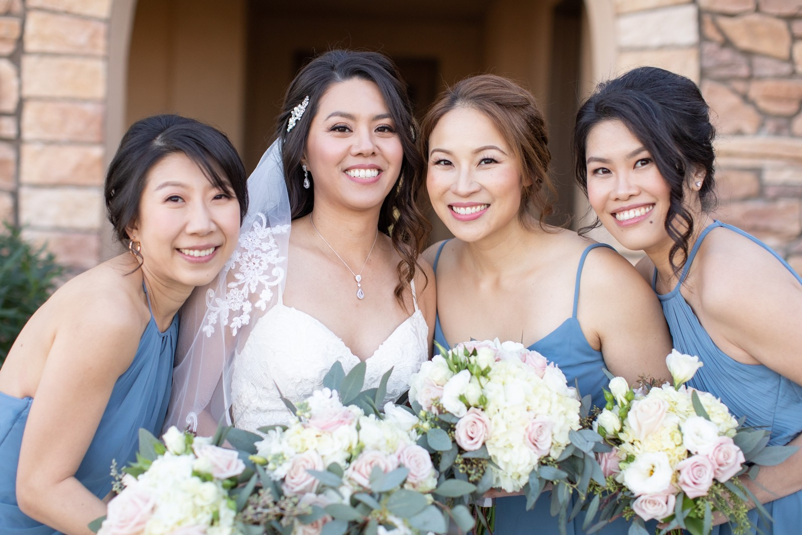 Chino Hills Vallano Country Club Wedding
