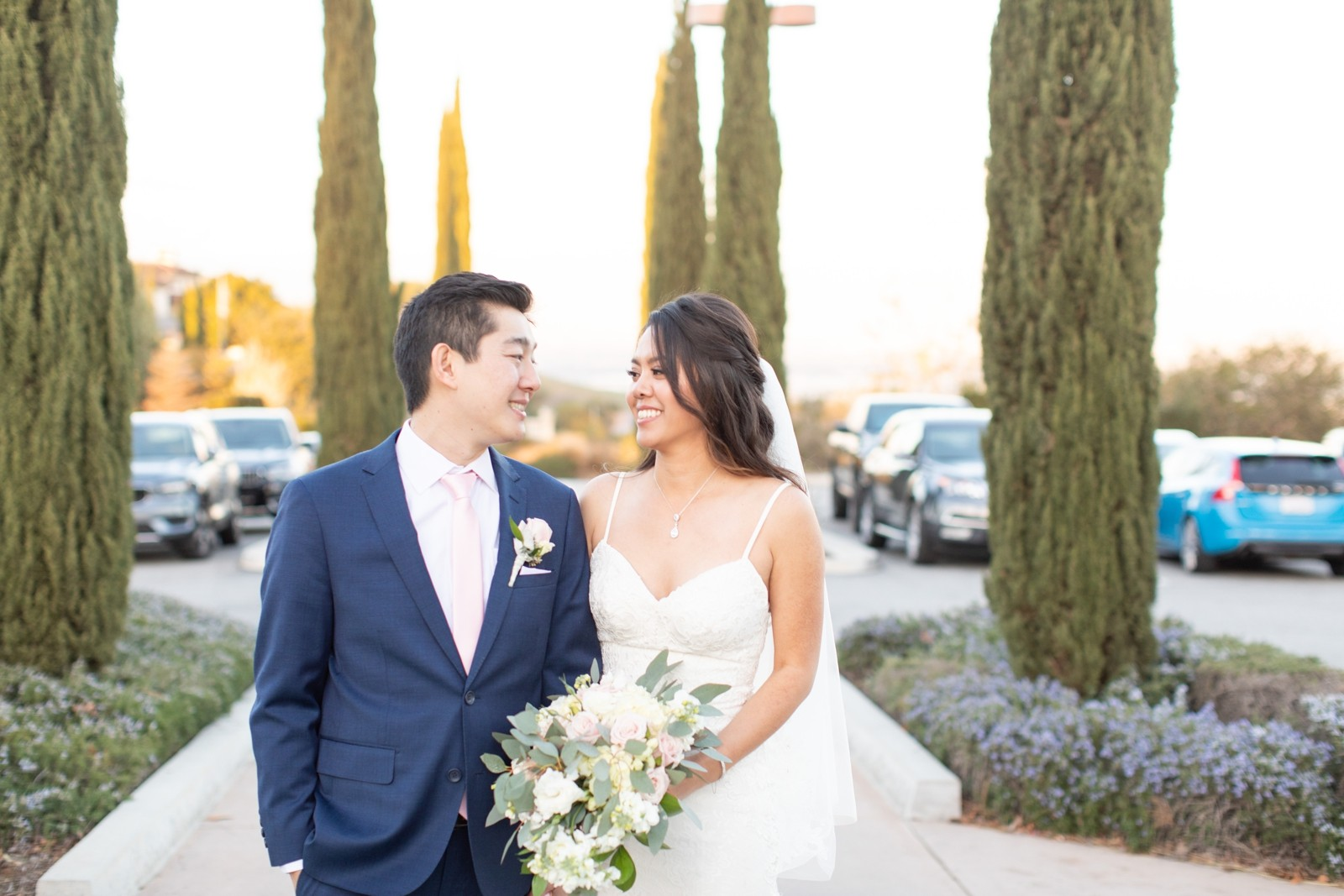 Wedgewood Chino Hills Vallano Country Club Wedding