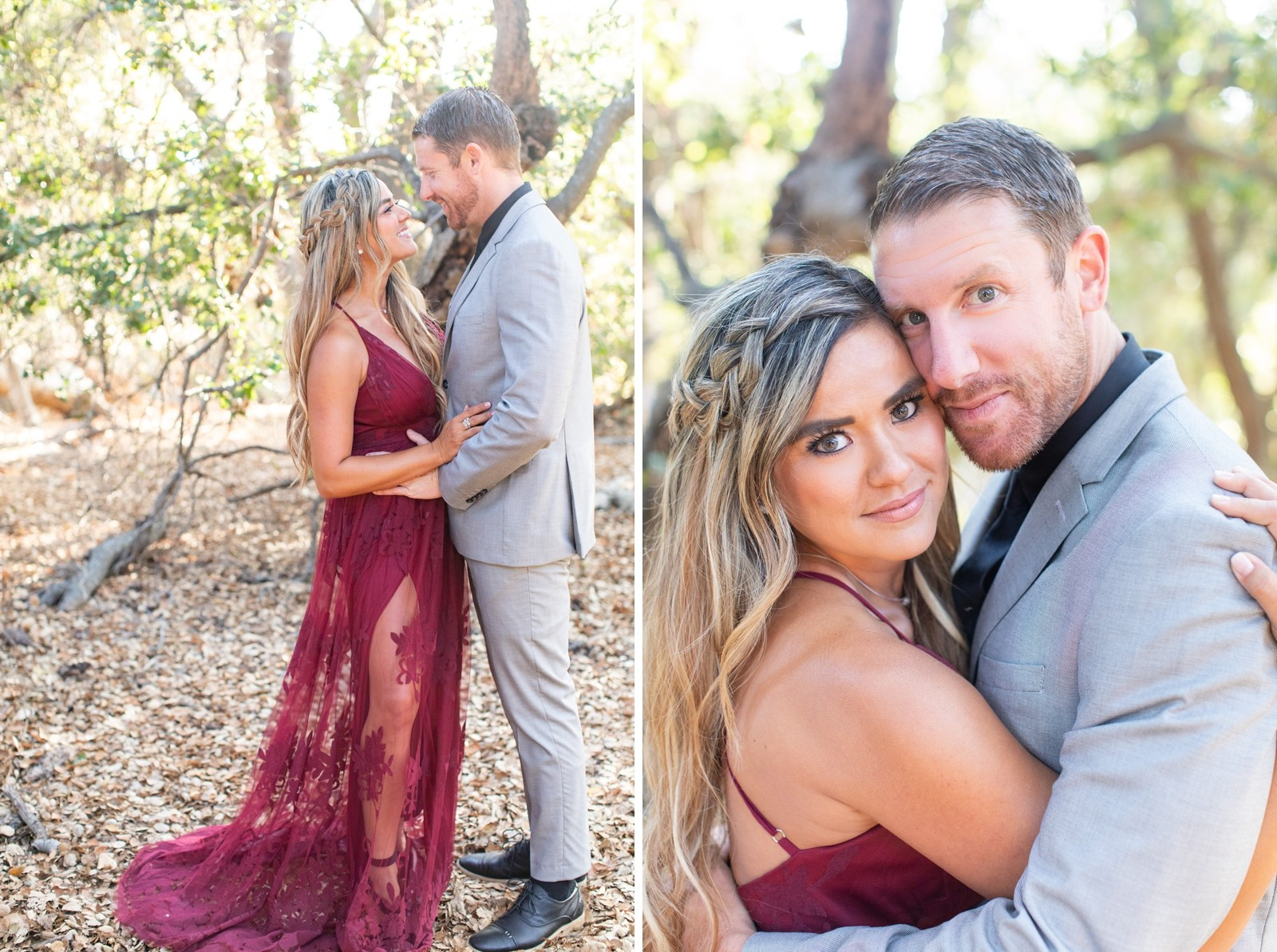 Orange County California Engagement