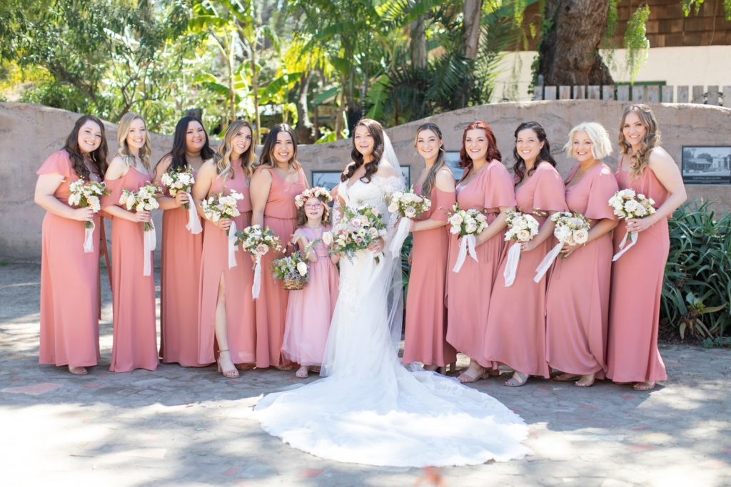 Franciscan Gardens Wedding San Juan Capistrano