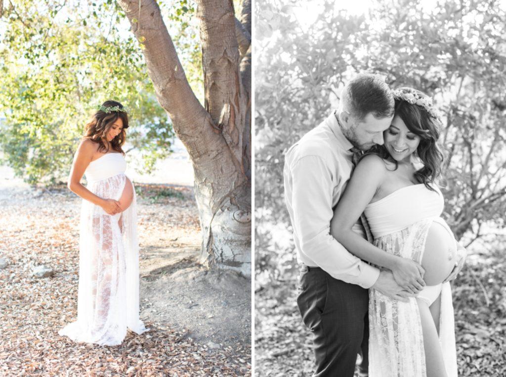 Orange County Lifestyle Maternity Photoshoot