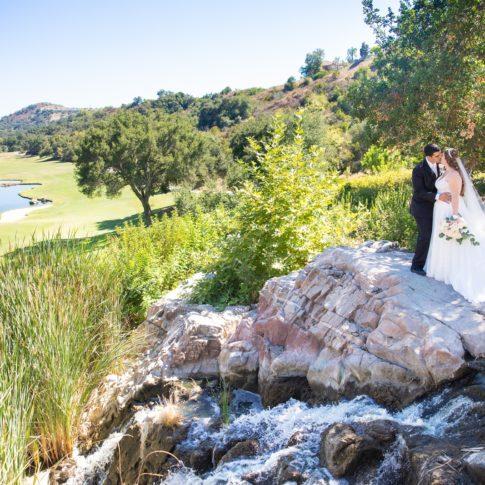 Dove Canyon Golf Club Wedding