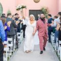Palm Springs Desert Sands Hotel Wedding