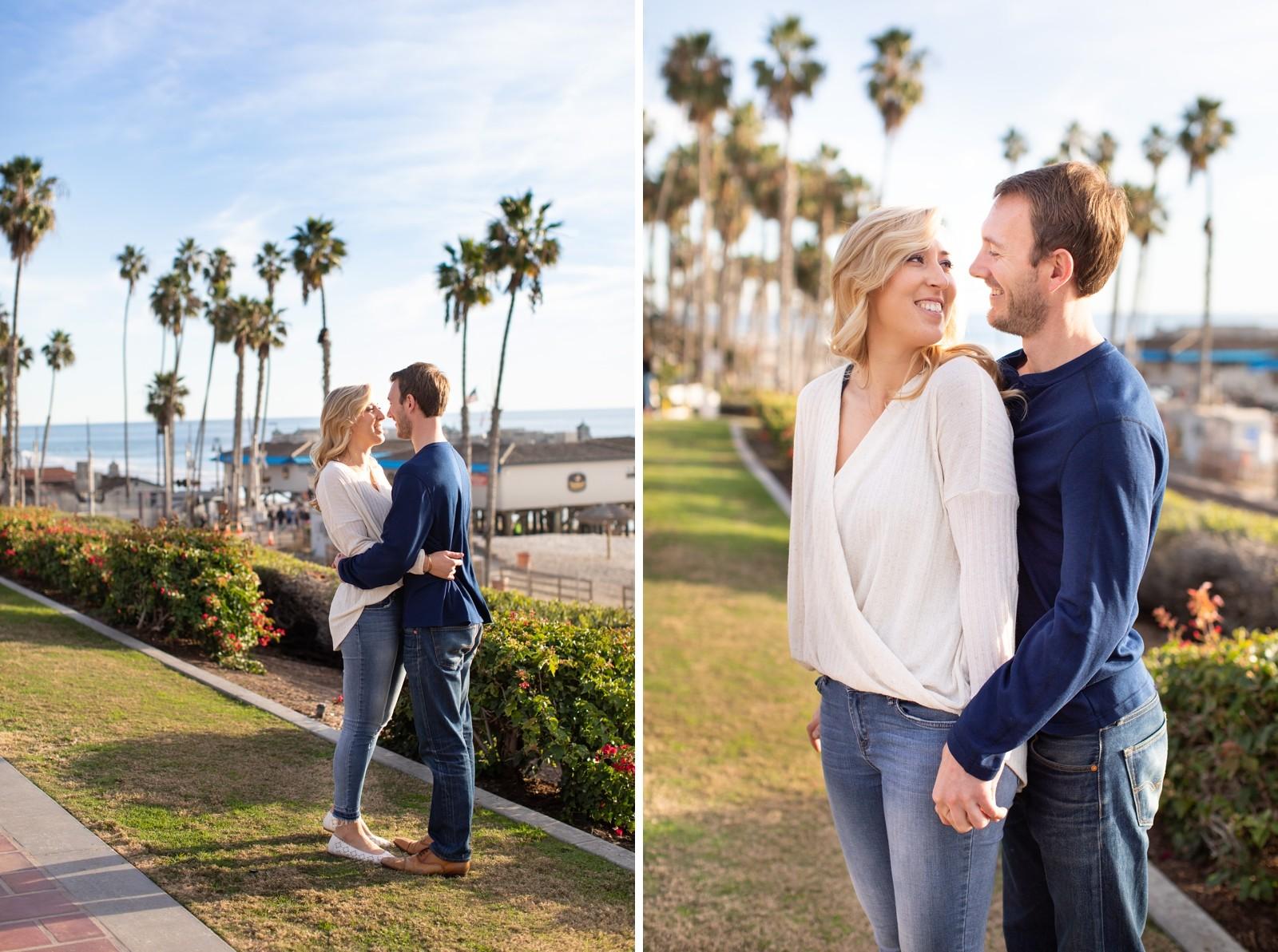 San Clemente Beach Engagement