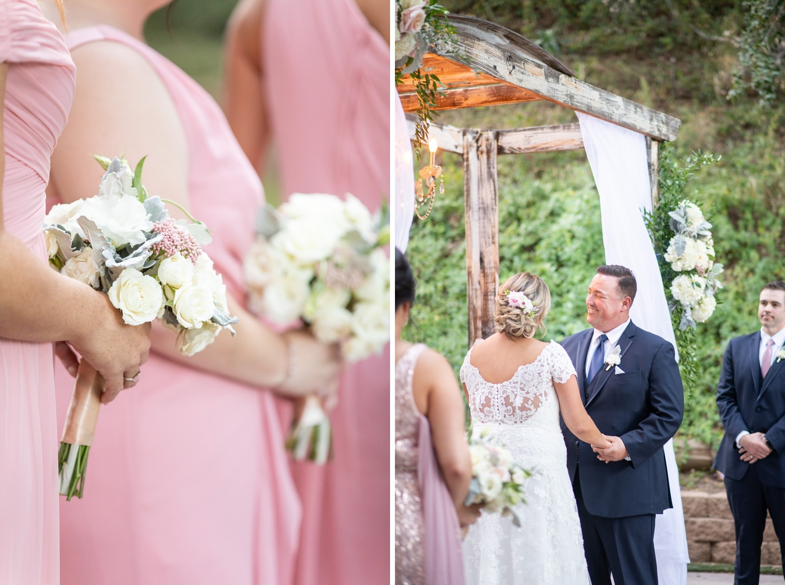 Pink Wedding Fallbrook
