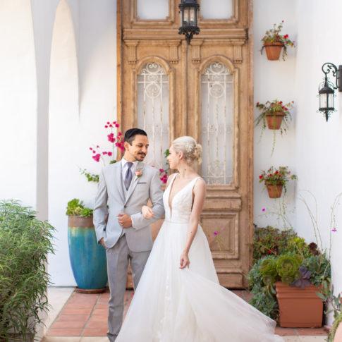 Orange County Wedding Elopement