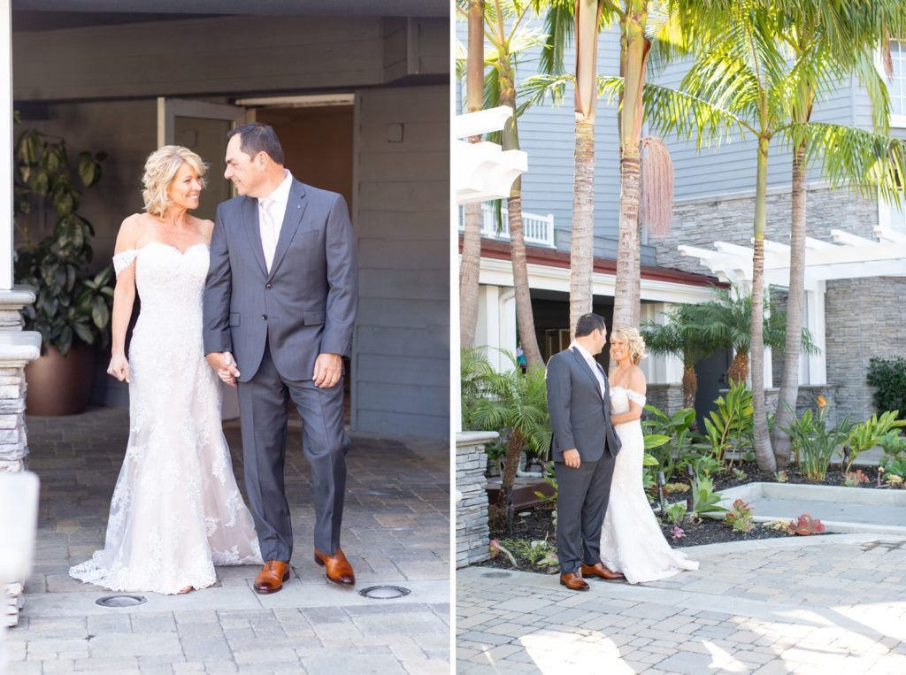 Chart House Dana Point Wedding