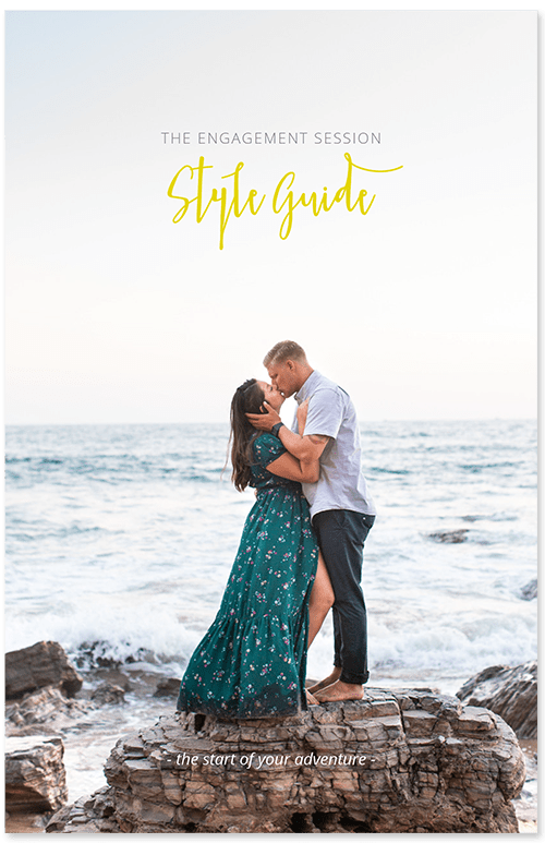 Free Engagement Session Style Guide
